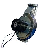 Дымосос накладной для дымохода твердотопливного котла ижекционный Д 180-250 мм
