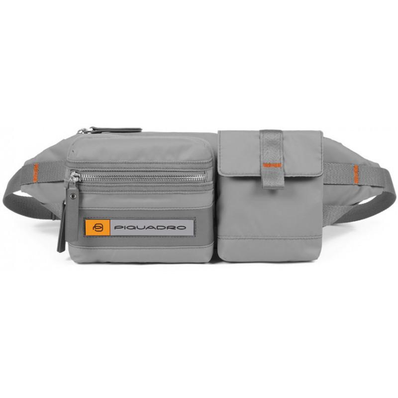 Сумка на пояс Piquadro BIOS/Grey CA5112BIO_GR