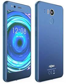 NOMU M8 4/64Gb Blue Гарантия 1 год