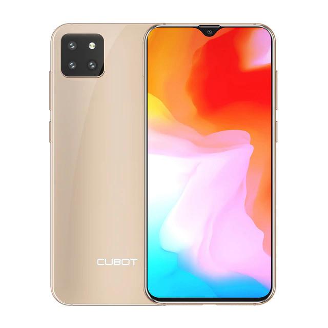 Cubot X20 Pro 6/128Gb Gold Гарантия 1 Год