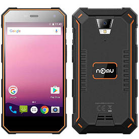 NOMU S10 Pro orange Гарантия 1 год
