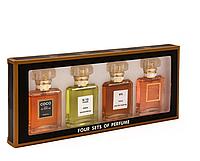 Подарочный набор женский CNL Four sets of Perfume (уценка)