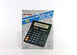 Калькулятор, SDC-888T, калькулятор 888, це, калькулятор для школи, фото 2