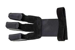 Перчатка лучника кожа - 1
