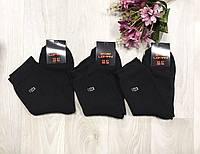 Шкарпетки чоловічі зимові махрові бавовна Житомир ТМ LOMANI розмір 27-29 (41-43) чорні