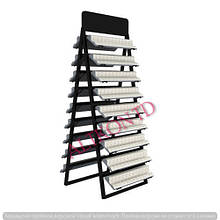 Стенд *Ялинка-2* для декоративних елементів, керамічної плитки