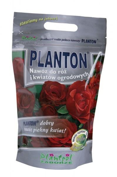 PLANTON ® для роз и других огородных цветов (1кг, гранулированные)
