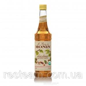 Сироп МОНІН Лісовий горіх 1 л у пластиці