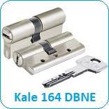 Циліндровий механізм Kale DBNE 80mm. (35*10*35)