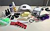 Стартовий Набір Для Манікюру Лампа 48вт Топ База Kodi Фрезер Lina, фото 4