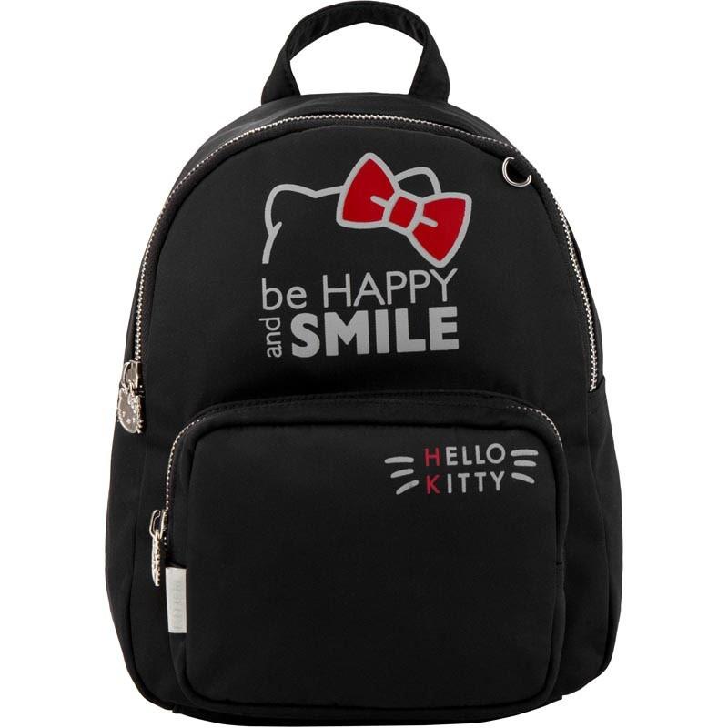 """Рюкзак дошкільн. """"Kite"""" Kids Hello Kitty 1від.,1карм. №HK19-547-1"""