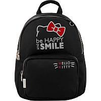 """Рюкзак дошкільн. """"Kite"""" Kids Hello Kitty 1від.,1карм. №HK19-547-1, фото 1"""