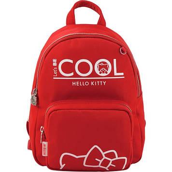 """Рюкзак дошкільн. """"Kite"""" Kids Hello Kitty 1від.,1карм. №HK19-547-2"""