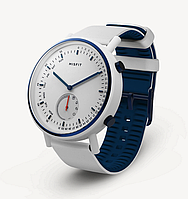 Годинник смарт -гібрид Misfit Command 45mm White and Navy Silicone