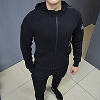 Мужской Спортивный Костюм Calvin Klein чёрный