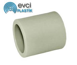 Муфта Evci Plastik 25 полипропиленовая