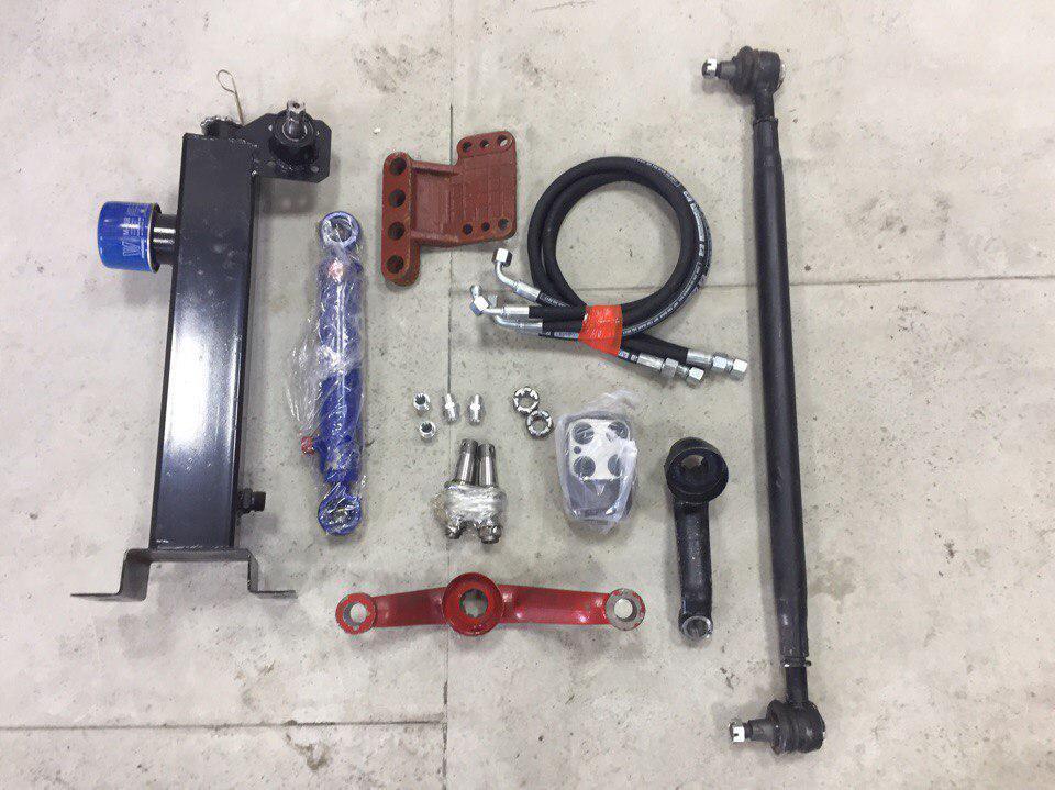 Комплект переоборудования рулевого МТЗ-80 (с гидробаком)