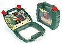 Набор инструментов с шуруповертом в кейсе BOSCH Klein 8384, фото 6