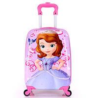 Детский чемодан Принцесса София