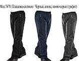 Брюки  Мужские утепленные плащевка (силикон) разные цвета.Зимние брюки, фото 5
