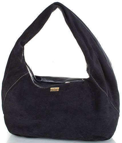 Повседневная женская сумка из натуральной кожи и замши ETERNO, ETMS2339-2