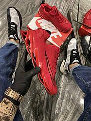 Чоловічі кросівки Nike Arrowz Blade Flame Running (червоні)