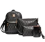 Рюкзак с сумкой и пенал 4в1 набор 23*29*13 см, фото 8