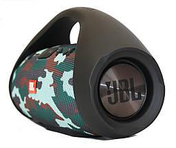 Колонка JBL BOOMBOX MINI E10 с USB, SD, FM, Bluetooth, 2-динамиками, хорошая реплика JBL КАМУФЛЯЖ, фото 3