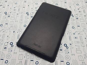 Крышка Google Nexus 7 ME370TG черная Сервисный оригинал с разборки