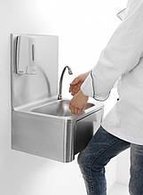 Безконтактна мийка кухонна 400x320x(H)200/570 мм Hendi 810309