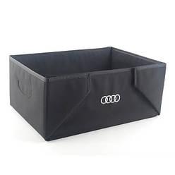 Ящик в багажник Audi Cargo Box - Black, артикул 8U0061109