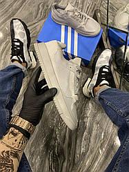 Мужские кроссовки Adidas Brand With The 3 Stripes Grey (серые)
