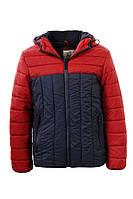 Модная куртка утепленная для мальчиков Glo-Story, фото 1