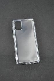 Чехол для телефона Huawei P40 Lite/Nova 6SE Silicone TPU Transparent Прозрачный