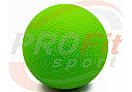 Массажный мячик PLA твердый TPR 6.5 см, фото 4