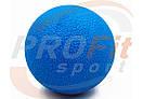 Массажный мячик PLA твердый TPR 6.5 см, фото 5