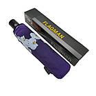 Автоматический женский зонтик Flagman Lava Фиолетовый (734-8), фото 8