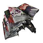 Женский зонт полуавтомат Susino цветочный принт Разноцветный (43006-10), фото 4