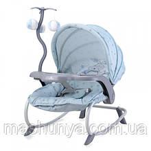 Кресло - шезлонг детское Lorelli Dream time с регулируемой спинкой
