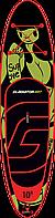 "Сапборд Gladiator ART 10'8"" x 34"" TATTOO - надувна дошка для САП серфінгу, sup board, фото 4"