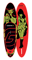 "Сапборд Gladiator ART 10'8"" x 34"" TATTOO - надувна дошка для САП серфінгу, sup board, фото 2"