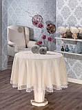 Скатертина кухонна 110 - 160, фото 3