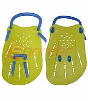 Лопатки кистевые для плавания. SP01-М