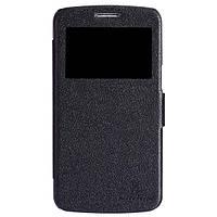 Чехол книжка Nilkin Fresh для Samsung G7102/G7106 Galaxy Grand 2 (Duos) Black