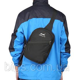 Рюкзак с одной шлейкой через плечо 28*20*7 см