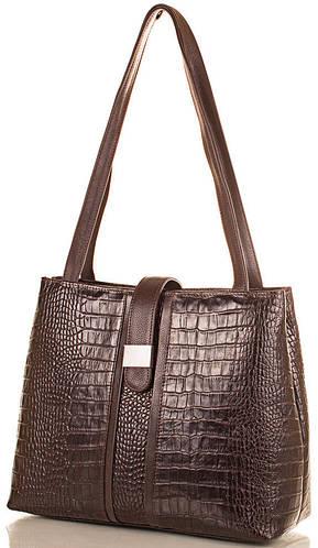 Повседневная женская кожаная сумка DESISAN, SHI1521-10-KR