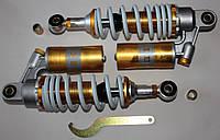 Амортизаторы YABEN-60-125 двойные с подкачкой L=260mm