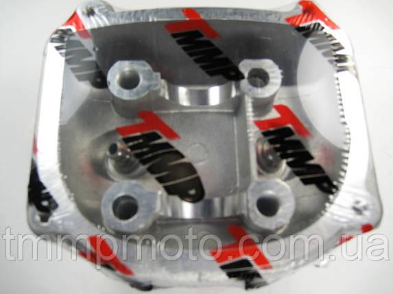 Головка клапанов ( ГРМ ) YABEN-125 см3 голая только с клапанами, фото 2