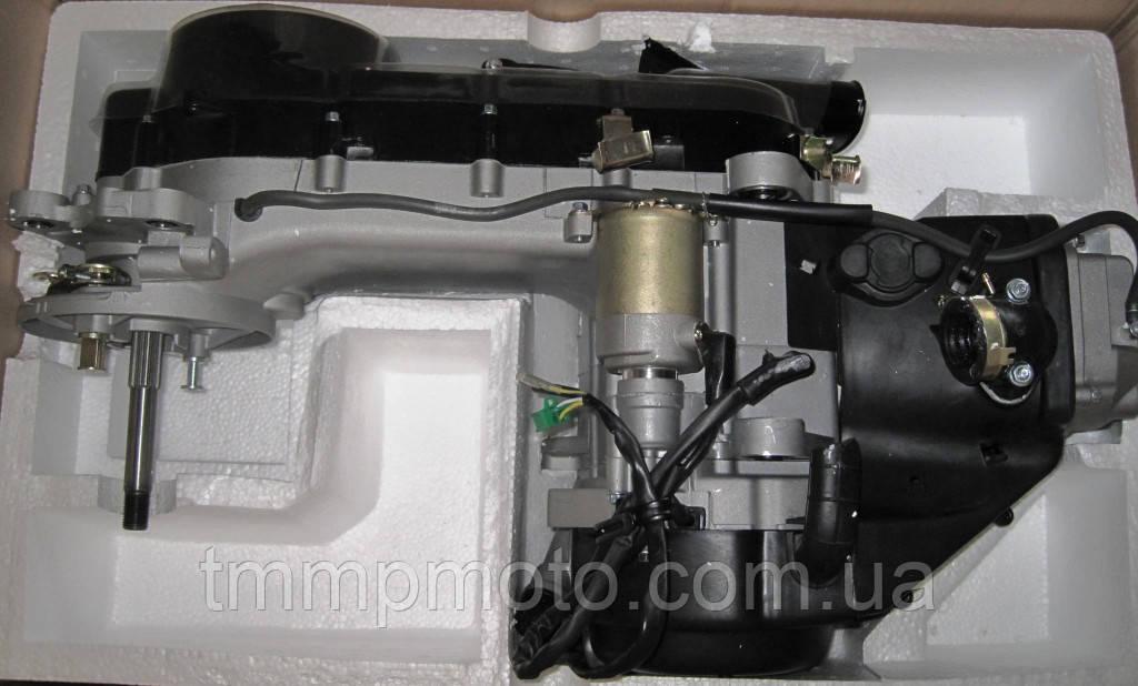 """Двигатель YABEN Шторм, Торнадо -150 см3/куб см под 13"""" колесо 2 амортизатора 19 шлицов вал"""