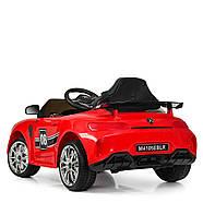 Детский электромобиль Mercedes AMG M 4105EBLR-3 Красный Гарантия качества Быстрая доставка, фото 3